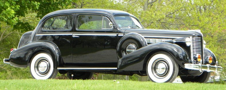 1938 Buick Special Image 10