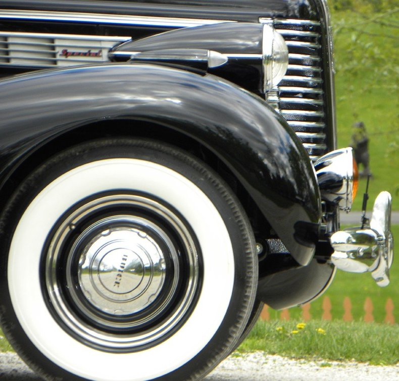 1938 Buick Special Image 23