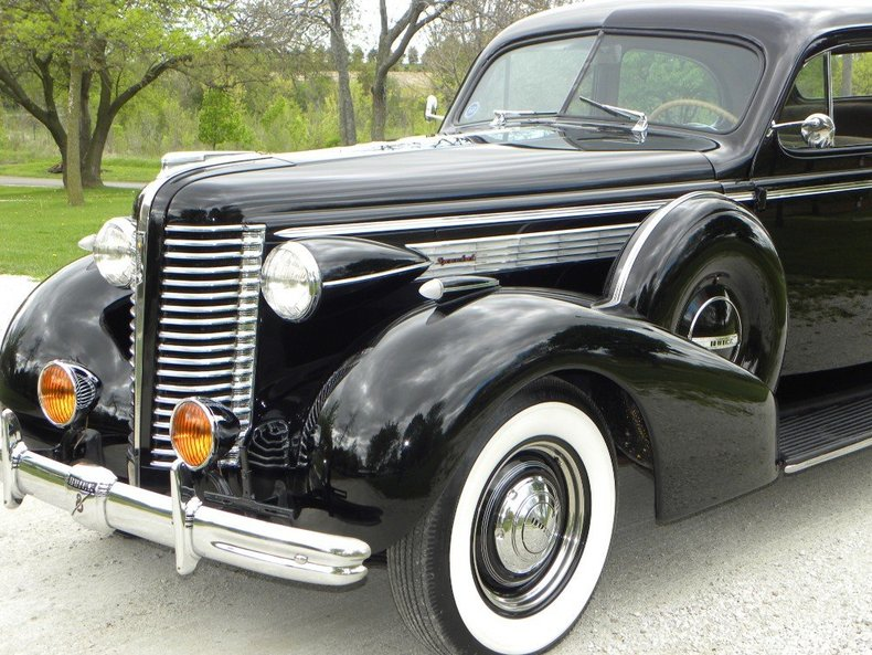 1938 Buick Special Image 37