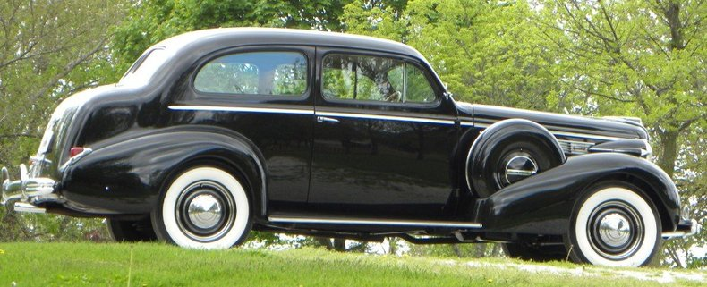 1938 Buick Special Image 27
