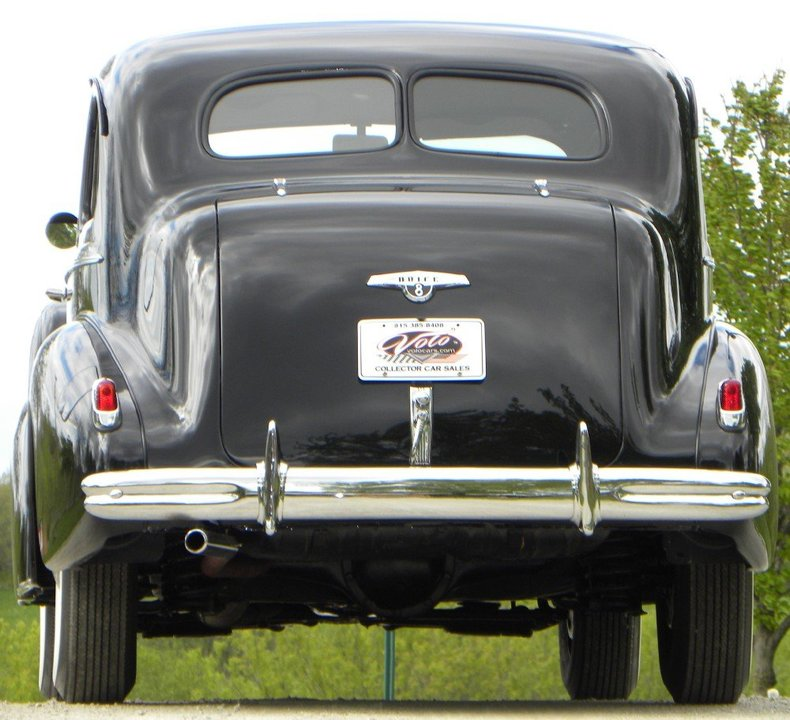 1938 Buick Special Image 29