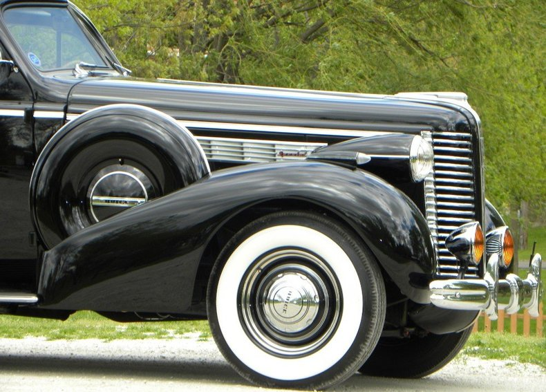 1938 Buick Special Image 77