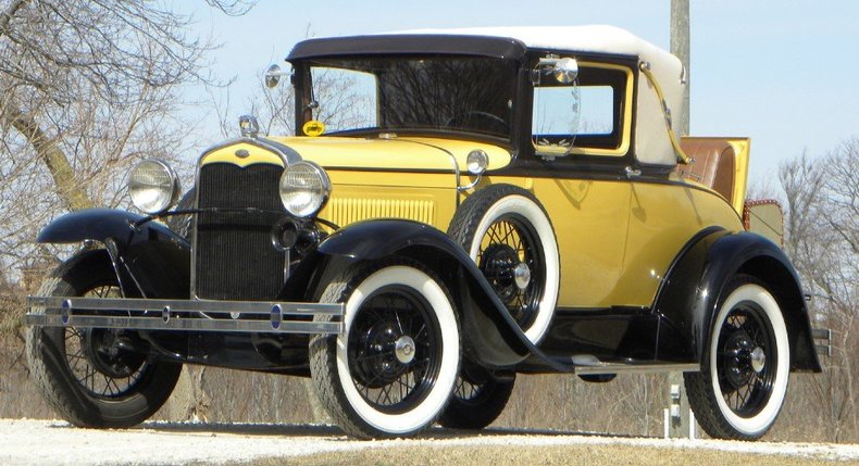 1931 Ford Model A Image 124