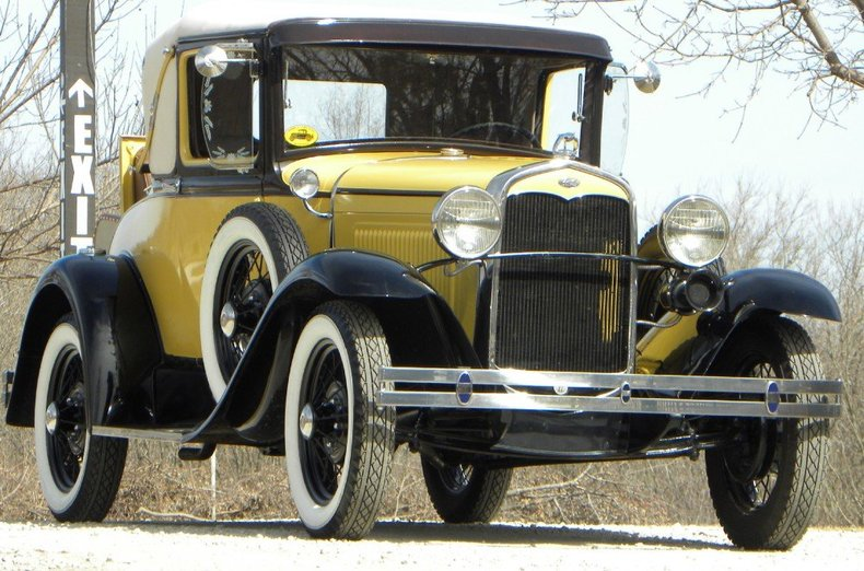 1931 Ford Model A Image 14