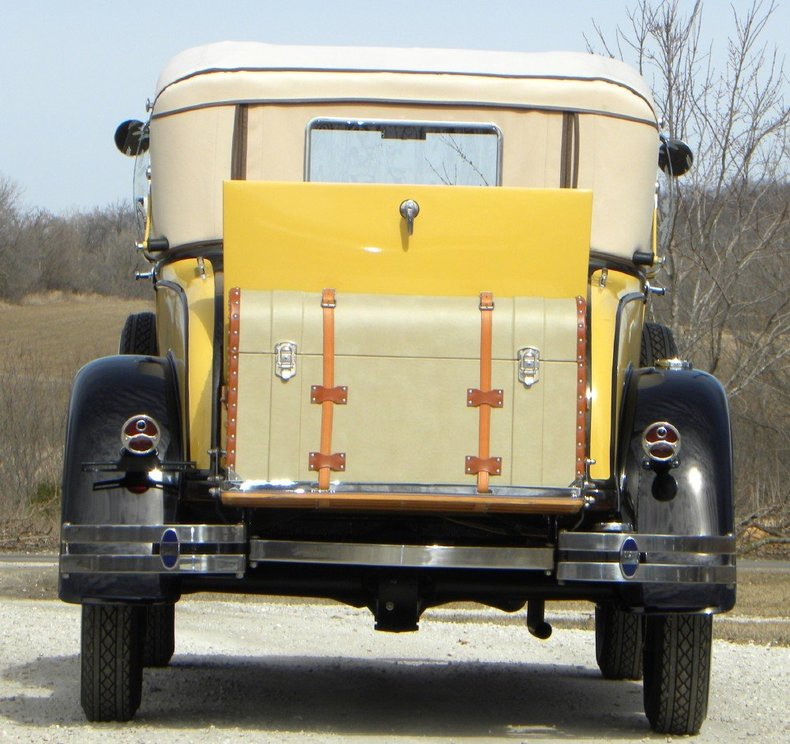 1931 Ford Model A Image 30