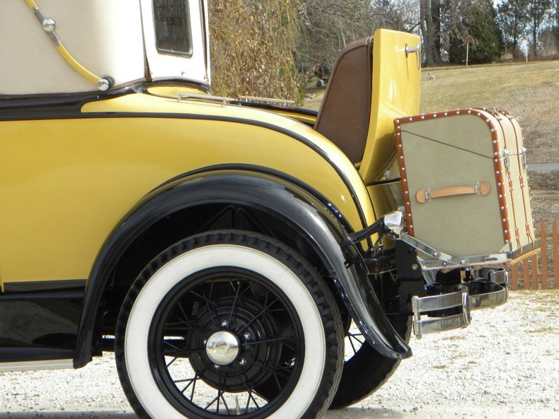 1931 Ford Model A Image 33