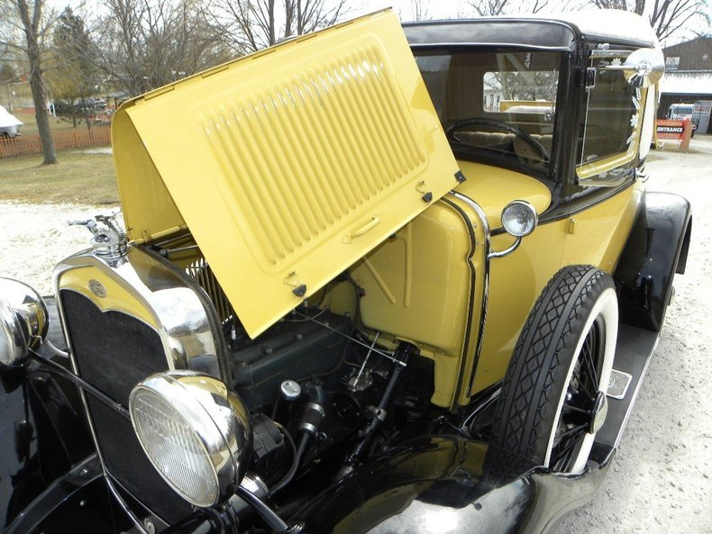 1931 Ford Model A Image 94