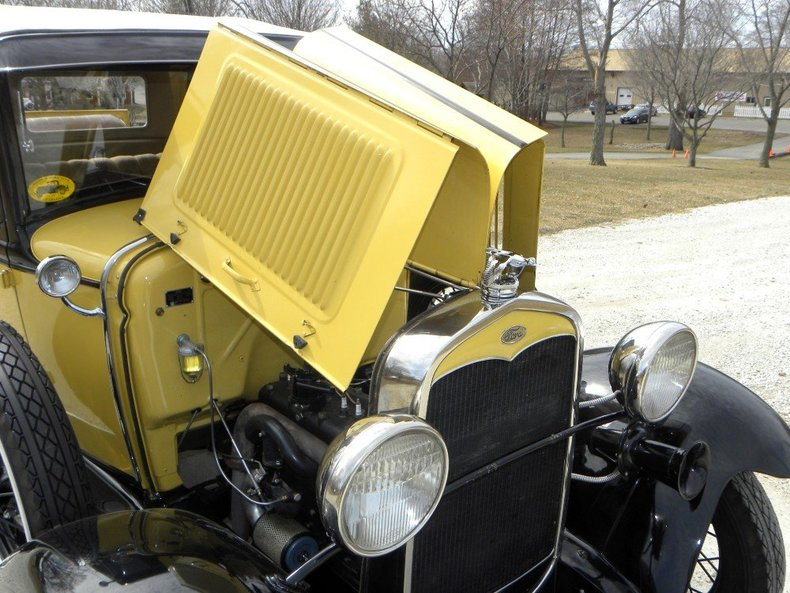 1931 Ford Model A Image 50