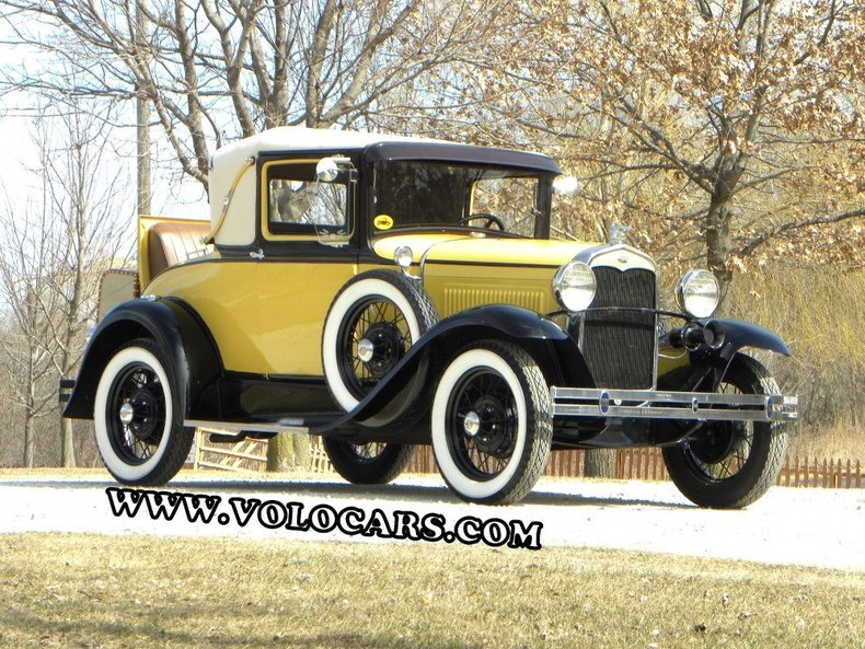 1931 Ford Model A Image 51