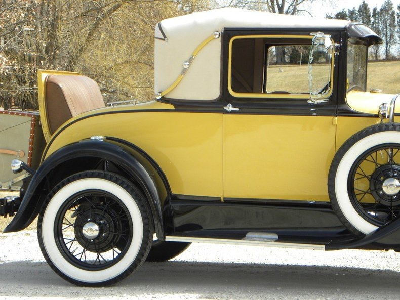 1931 Ford Model A Image 56