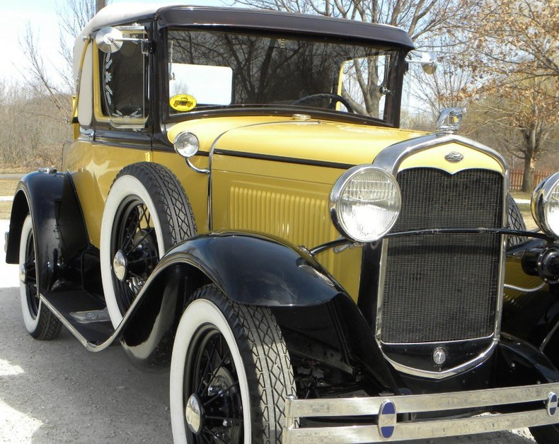 1931 Ford Model A Image 53