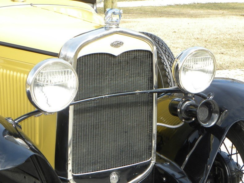 1931 Ford Model A Image 55