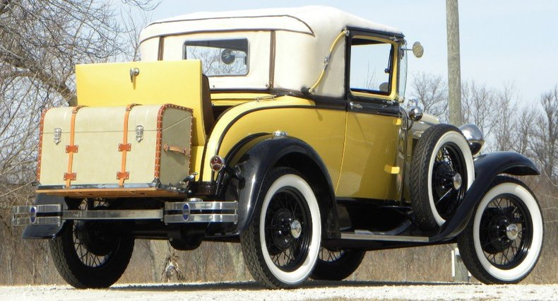 1931 Ford Model A Image 67