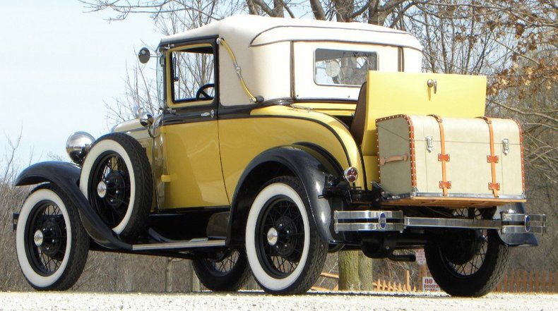 1931 Ford Model A Image 102