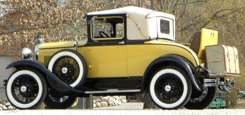 1931 Ford Model A Image 103