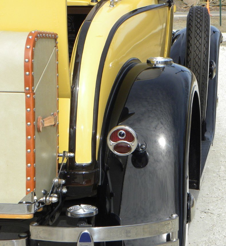 1931 Ford Model A Image 112