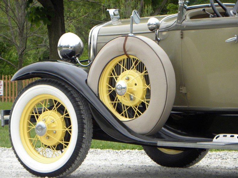 1931 Ford Model A Image 109
