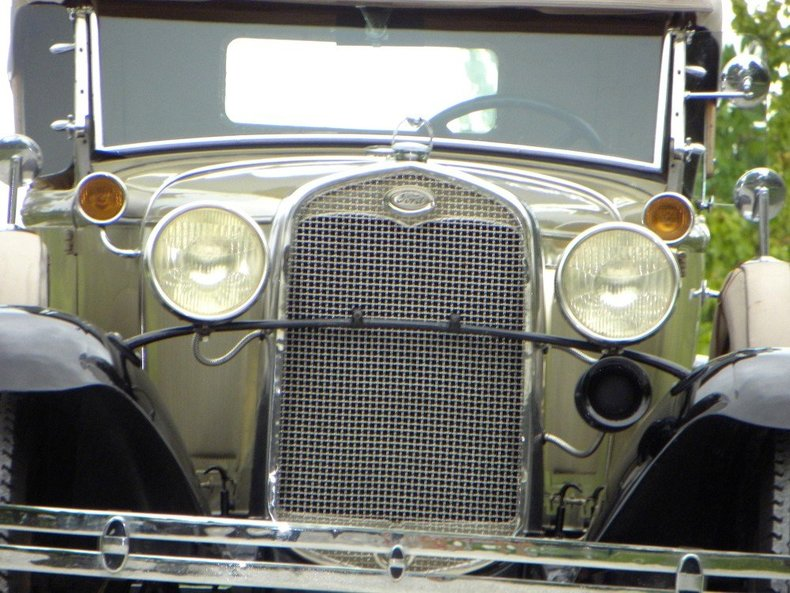 1931 Ford Model A Image 63