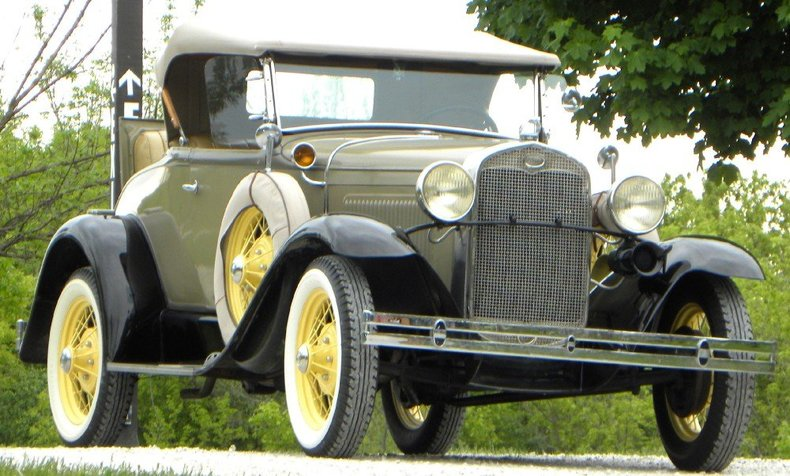 1931 Ford Model A Image 65