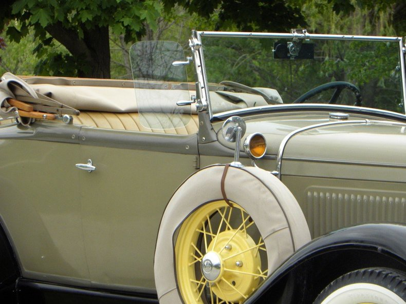 1931 Ford Model A Image 68