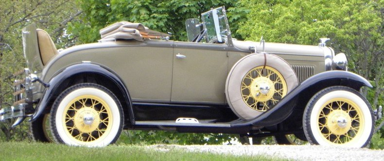 1931 Ford Model A Image 95