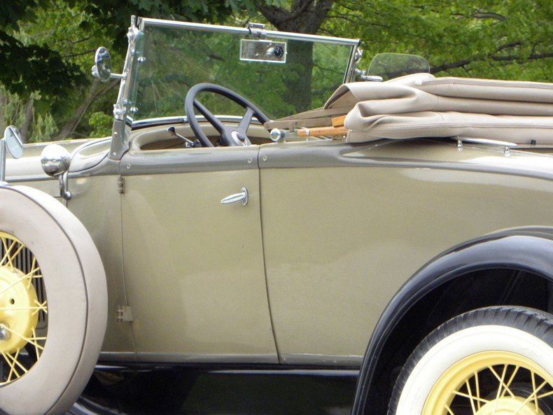 1931 Ford Model A Image 73