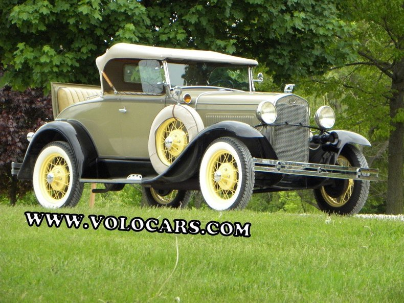 1931 Ford Model A Image 96