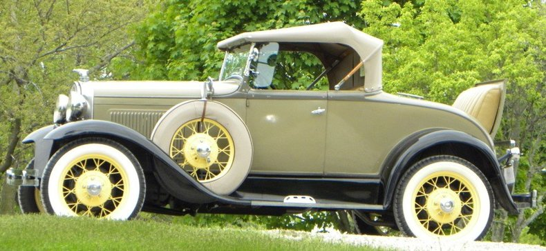 1931 Ford Model A Image 97