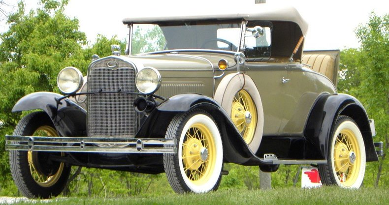 1931 Ford Model A Image 98