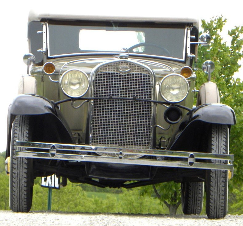 1931 Ford Model A Image 99