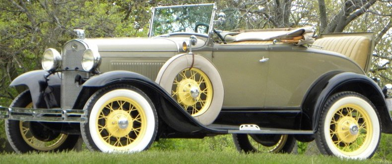 1931 Ford Model A Image 79