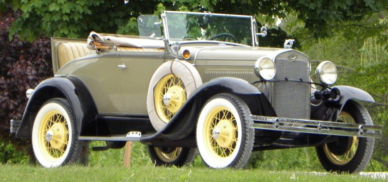 1931 Ford Model A Image 40
