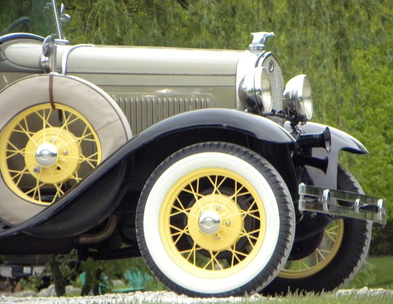 1931 Ford Model A Image 81