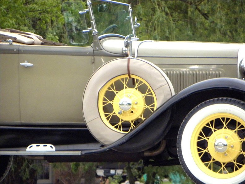 1931 Ford Model A Image 82