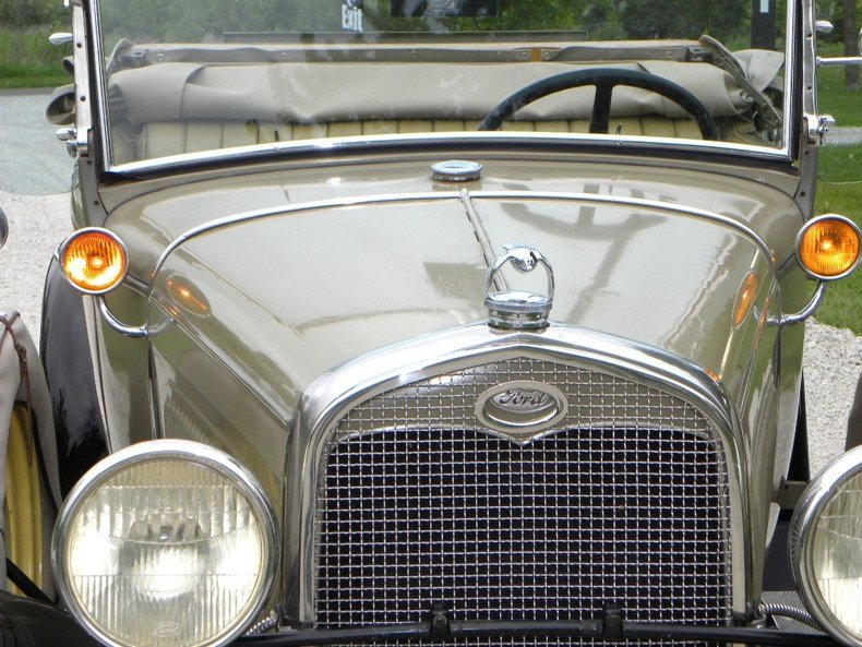 1931 Ford Model A Image 84