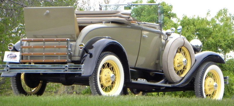 1931 Ford Model A Image 86