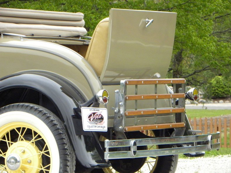 1931 Ford Model A Image 45