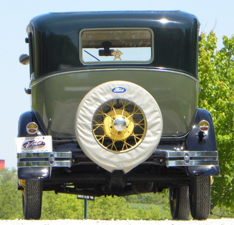 1930 Ford Model A Image 56