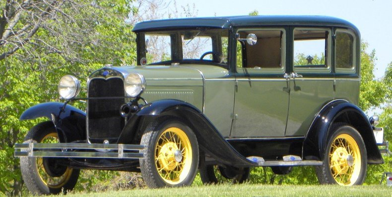 1930 Ford Model A Image 38