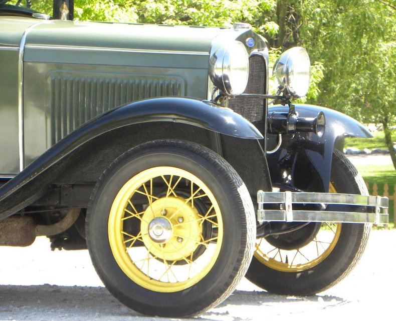 1930 Ford Model A Image 62