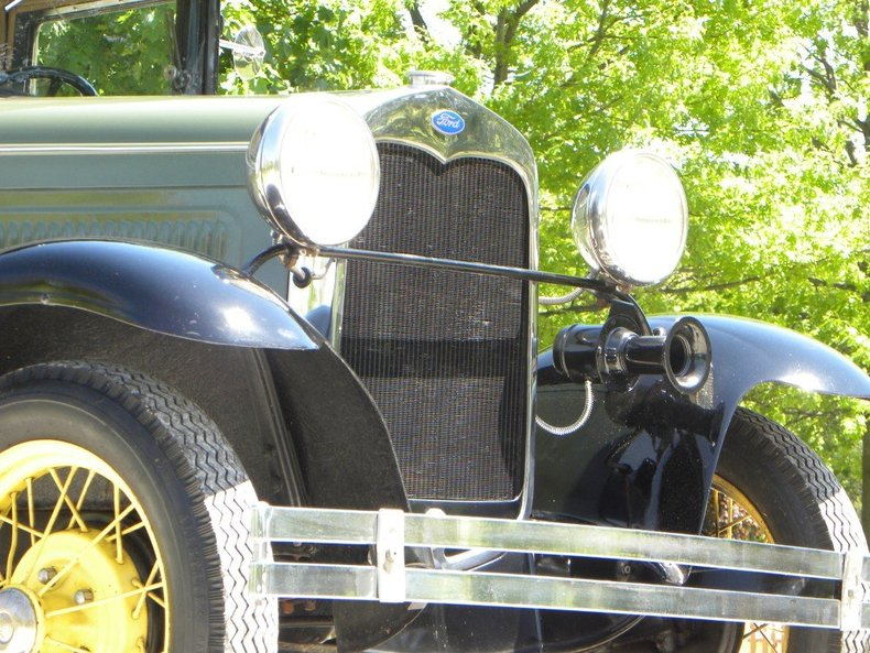 1930 Ford Model A Image 67