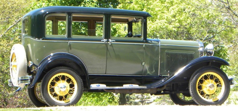 1930 Ford Model A Image 73