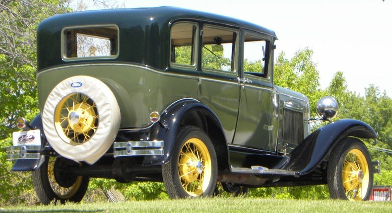 1930 Ford Model A Image 74