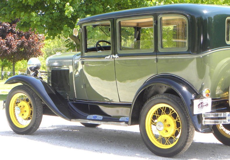 1930 Ford Model A Image 64