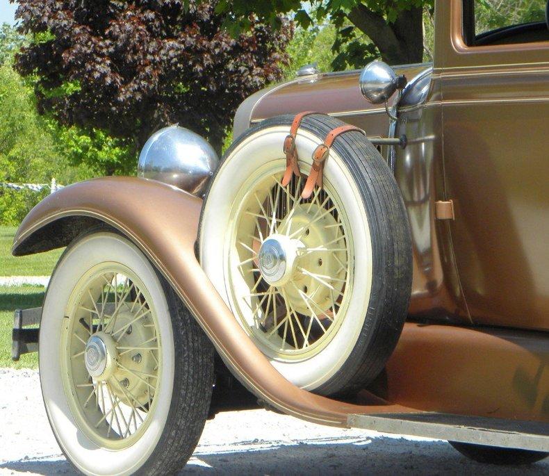 1929 Studebaker President Image 116