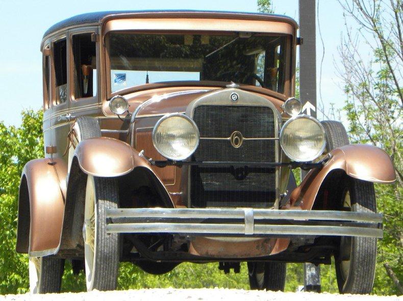 1929 Studebaker President Image 21
