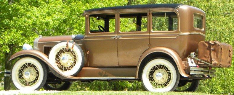 1929 Studebaker President Image 90