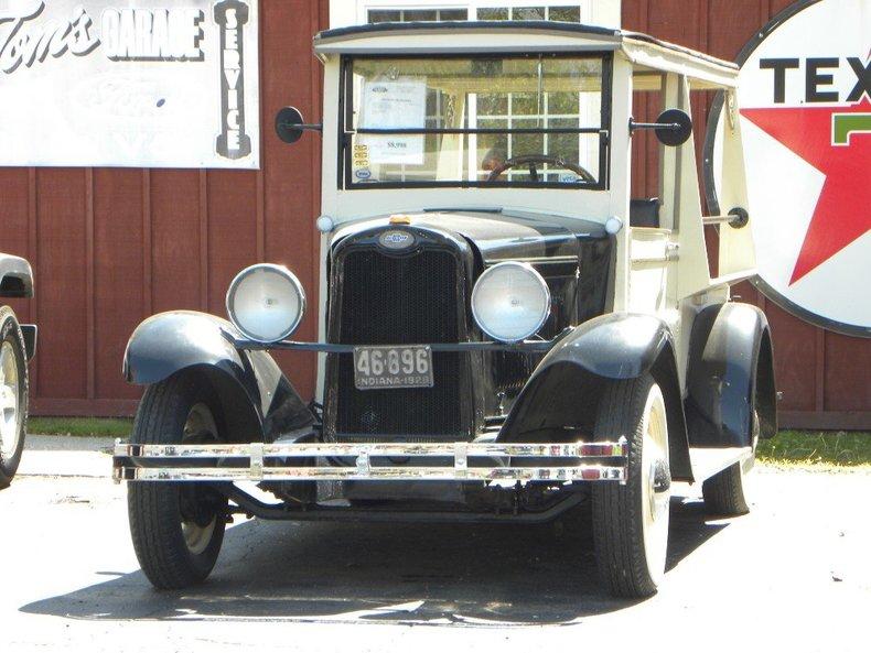 1928 Chevrolet  Image 12
