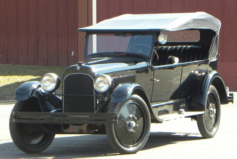 1922 Chalmers Six-30 Image 5