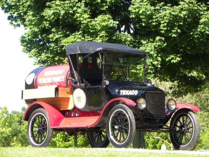 1917 Ford Model T Image 44